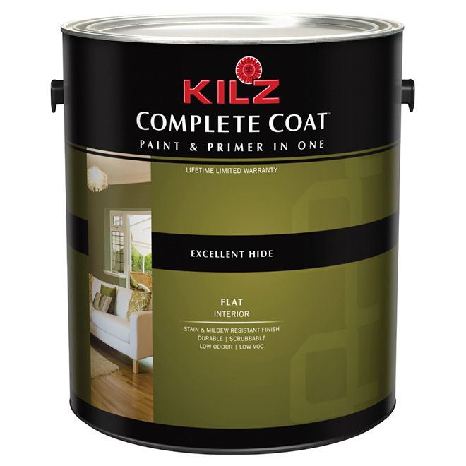 1-Coat Interior Paint