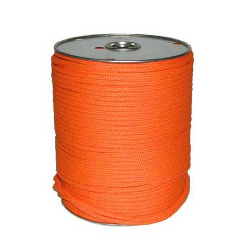 "Derby Rope - Sash Braid  - 5/16"" - Orange"