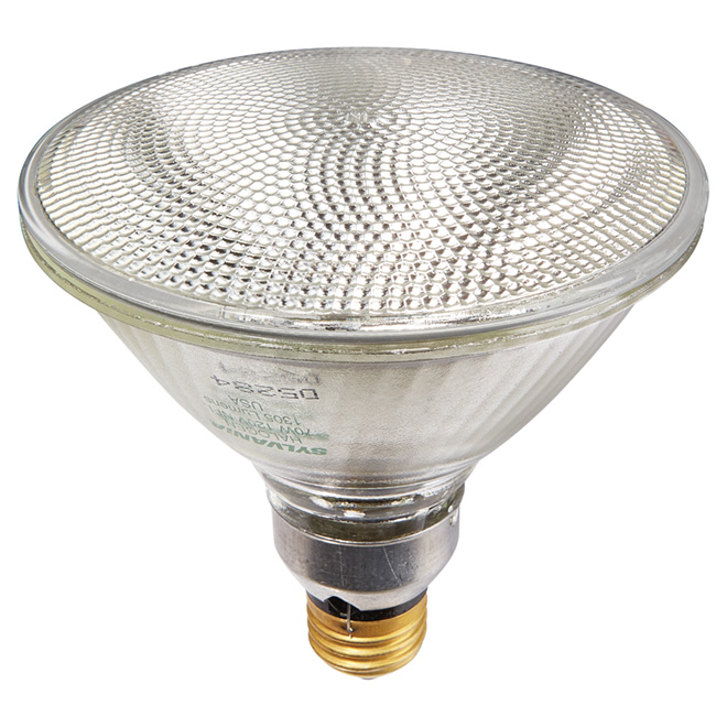 70W Reflector Halogen PAR38 Flood Light Bulb - 120V