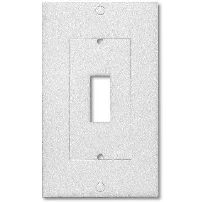 Pack of 10 Electric Outlet and Wallplate Insulators