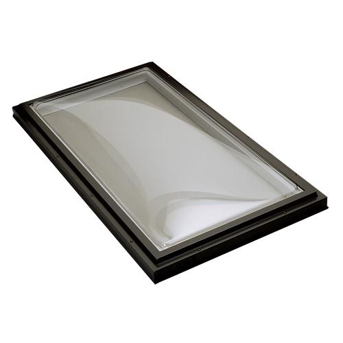 columbia puits de lumi re en d me mont sur cadre 2 x 4. Black Bedroom Furniture Sets. Home Design Ideas