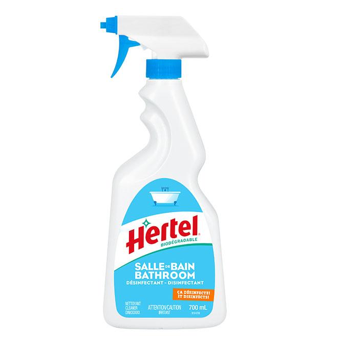 Hertel nettoyant pour salle de bains hertel r no d p t for Reno depot salle de bain