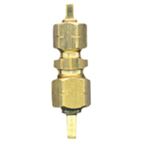 "Union - Brass - 5/8"" x 3/8"" - Tube x Tube"
