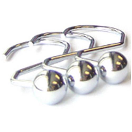 Taymor anneaux de rideau de douche pqt 12 r no d p t for Petit rideau de douche