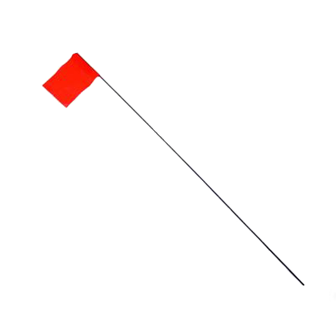25-Pack Stake flags