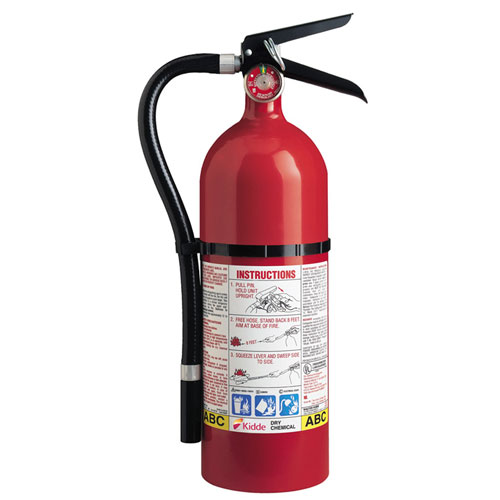 Rechargeable Extinguisher