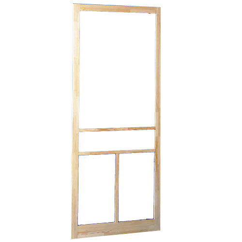 """T-Bar"" Screen Door"