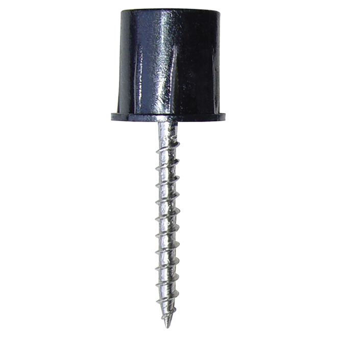 Deck Rail Round Baluster Connector- 20-Pack