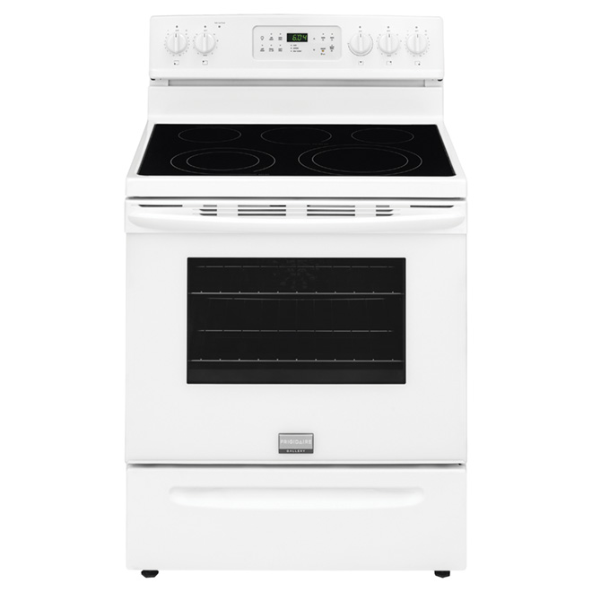 Freestanding Electric Convection Range - 5.7 cu. ft.