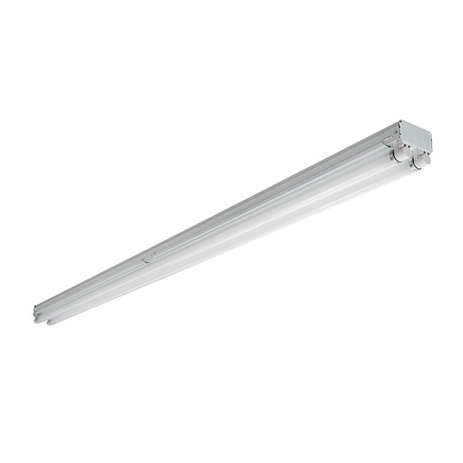 2-Light Fluorescent Light Fixture - 96""
