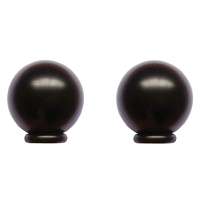 """Ball"" Rod End Caps"