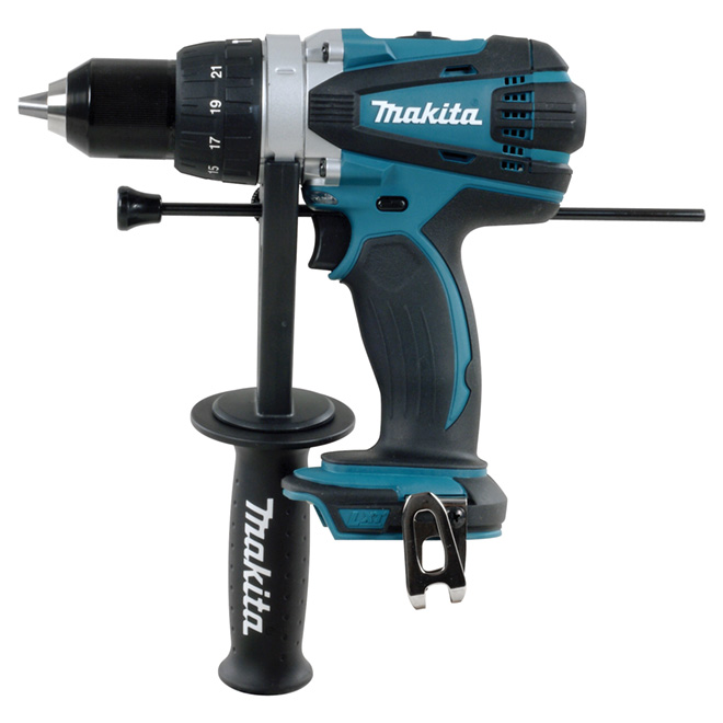 Cordless Hammer Drill with XPT - 18 V