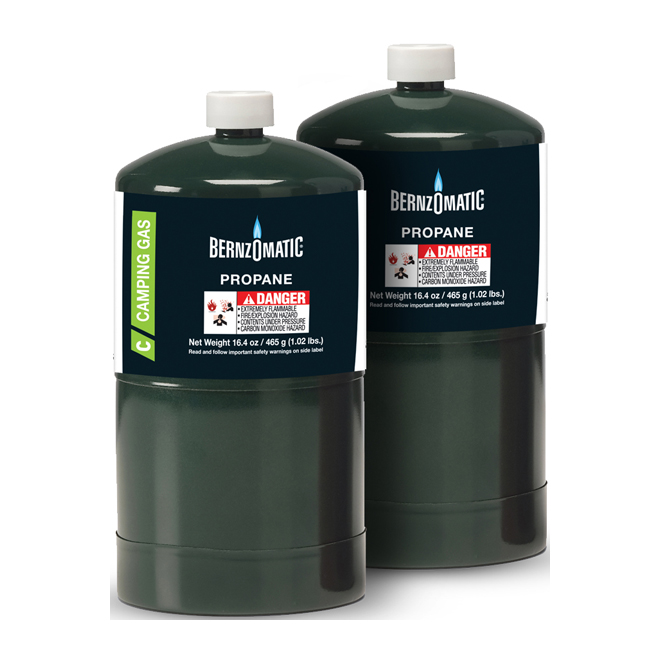 Pack of 2 Propane Cylinders