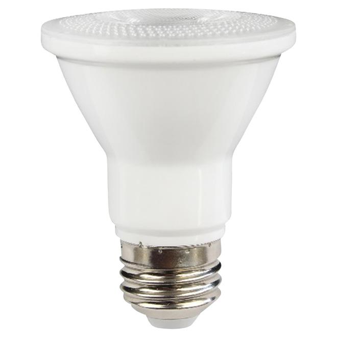 luminus ampoule del par20 7 w intensit variable blanc brillant r no d p t. Black Bedroom Furniture Sets. Home Design Ideas