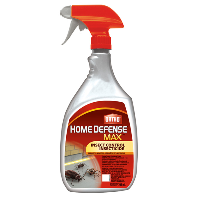 Insecticide « Home Defense » prêt à utiliser de 709 ml