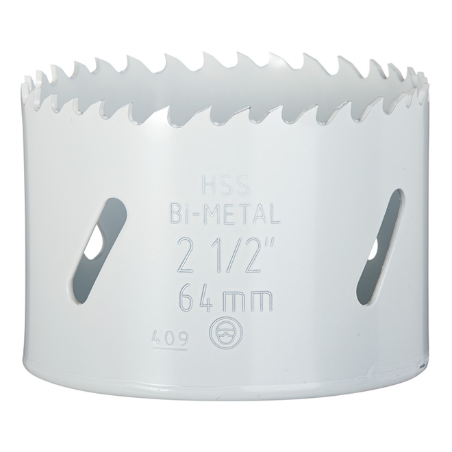 Bi-Metal Hole Saw - 2 1/2""