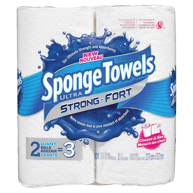 Strong Paper Towel - 2-Pack
