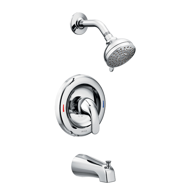 Adler 1-Handle Tub and Shower Faucet