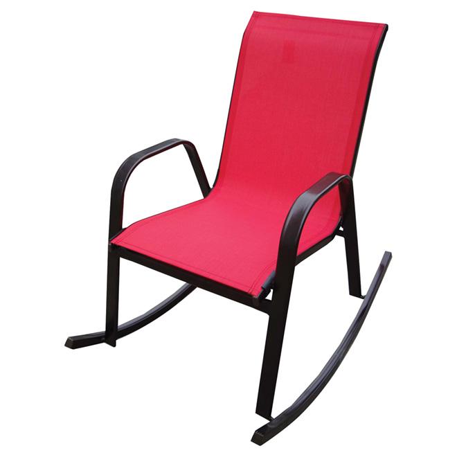 Henryka chaise ber ante de patio rouge r no d p t for Ou acheter des chaises eames