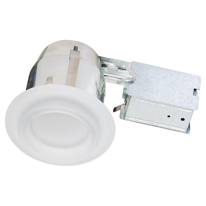 Bazz luminaire halog ne encastrer pour la douche r no d p t - Luminaire douche italienne ...