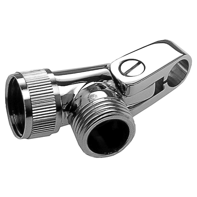"Hand Shower Swivel Connector -1/2"" - Male x Female"