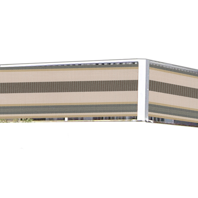 henle pro toile balcon intimit r no d p t. Black Bedroom Furniture Sets. Home Design Ideas