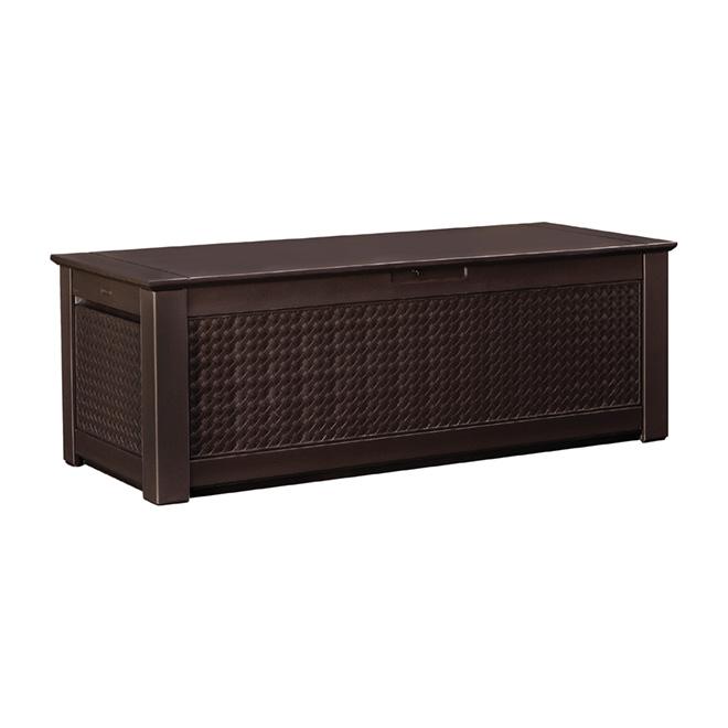 Rubbermaid Patio Storage Bench R No D P T