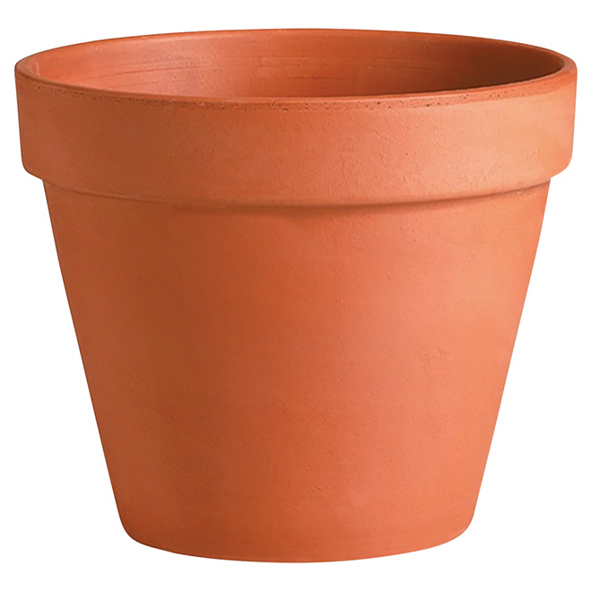 Clay Pot - 21 cm - Terracotta