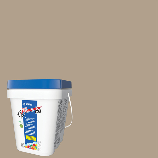 Premixed Grout - Flexcolor CQ - Brown - 1.89 L