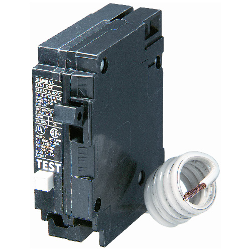 120 VAC 20 A Circuit Breaker 1 Pole Plug-In