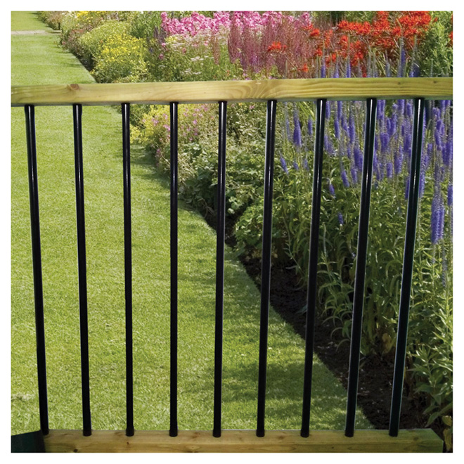 Infinity ensemble de 10 barreaux pour rampe 26 po for Ensemble patio liquidation