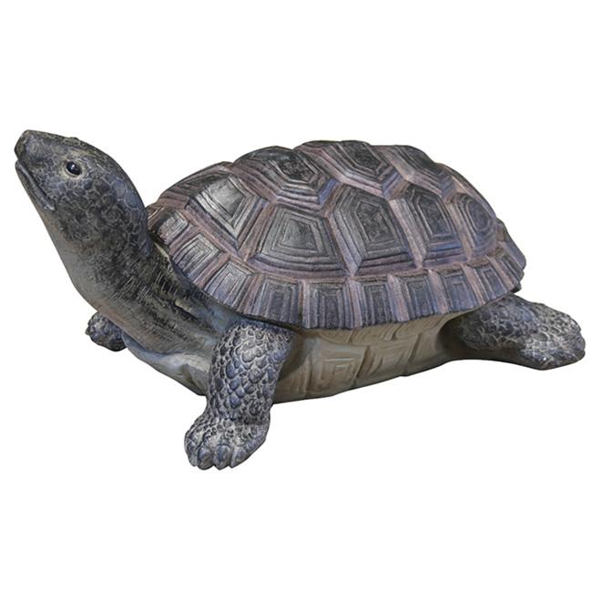 NFINITY - Statue de jardin « tortue », grise | Réno-Dépôt