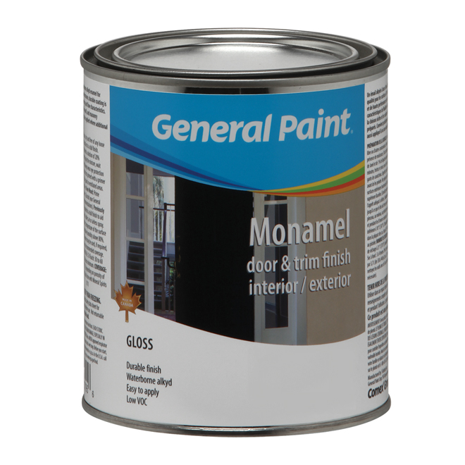 Waterborne Alkyd Paint - Gloss Finish - Accent Base