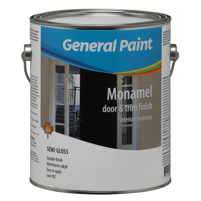 Waterborne Alkyd Paint - Semi-Gloss - Deep Base