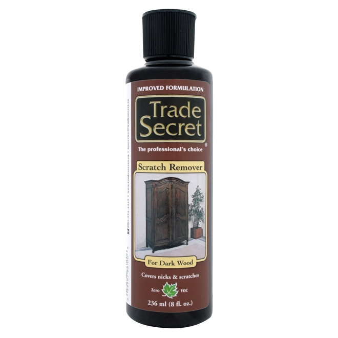 Dark Wood Scratch Remover