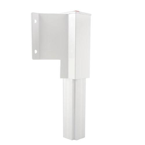 Regal Aluminum Sidemount Railing Bracket White R 233 No