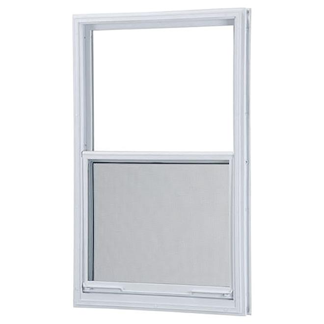 Melco Exterior Door Vented Window Insert 2 Quot X 23 Quot X 37