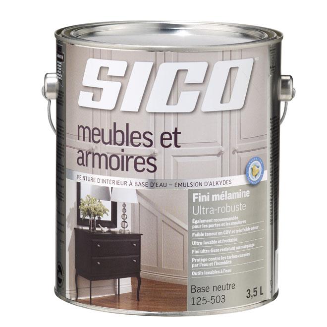 sico peinture d39interieur pour meubles et armoires With peinture d accroche pour meuble