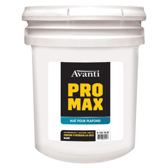 Ceiling Latex Paint - 18.9 L