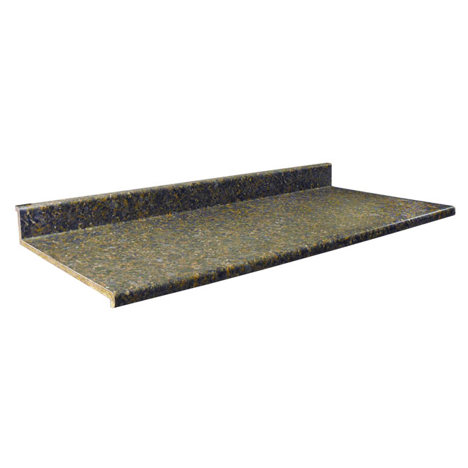 "Moulded Counter 2300, Spicewood Spring, 22,5"" x 5'"