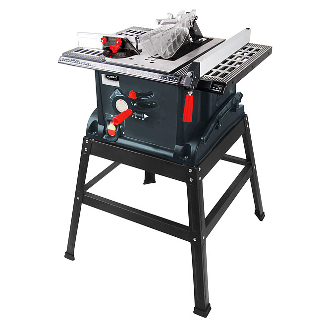 Portable Table Saw - 10""