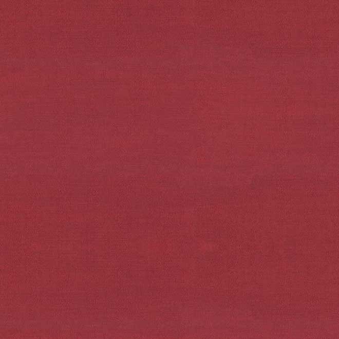 Red Faux Linen Prepasted Wallpaper