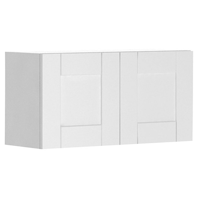 Fabritec armoire de cuisine 2 portes chic urbain 30 x for Armoire de cuisine rona