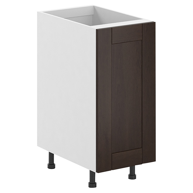"Kitchen Cabinet with 1 Door - ""Caravelle"" - 15"""