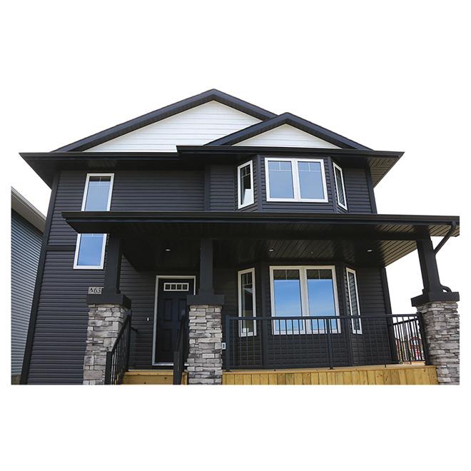 revetement exterieur maison bois elegant maison en bois. Black Bedroom Furniture Sets. Home Design Ideas