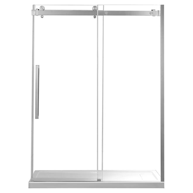ove porte de douche coulissante sierra r no d p t. Black Bedroom Furniture Sets. Home Design Ideas