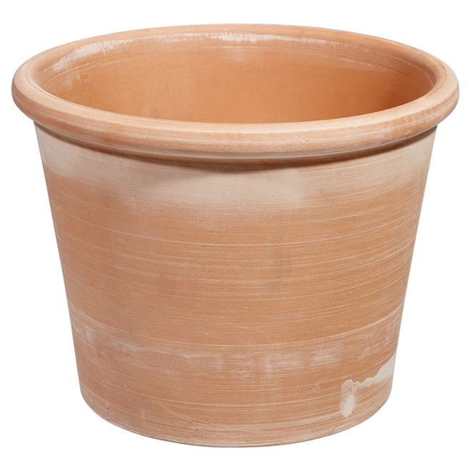 Clay Pot - 28 cm - Bleached