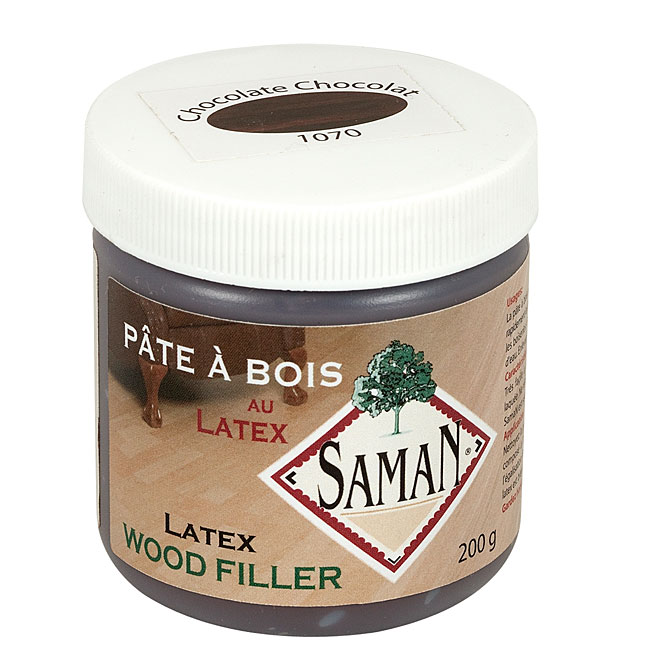 Wood Filler - Chocolate