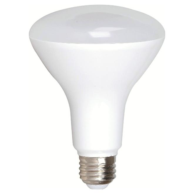luminus ampoule del br30 8 w intensit variable pqt 4 r no d p t. Black Bedroom Furniture Sets. Home Design Ideas