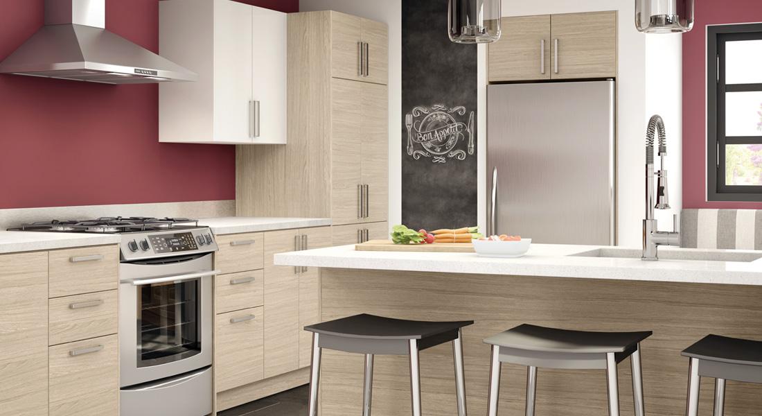 Armoire de cuisine reno depot id e for Armoires de cuisine home depot